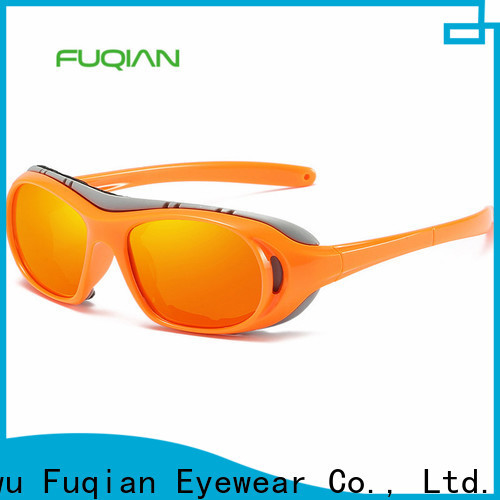 Fuqian glasses with polarized lenses Suppliers for outdoor activities