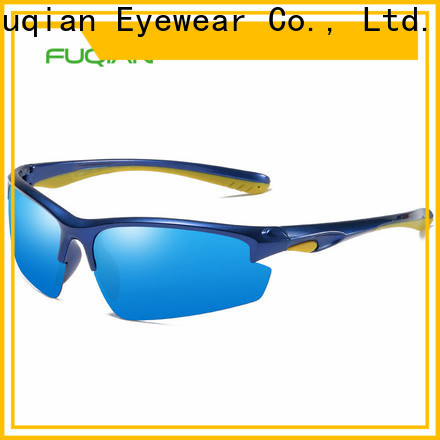 Fuqian cheap womens polarized sunglasses Suppliers for sport