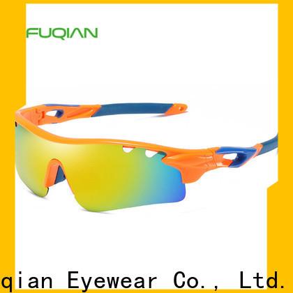 Fuqian image polarized sunglasses company for climbing