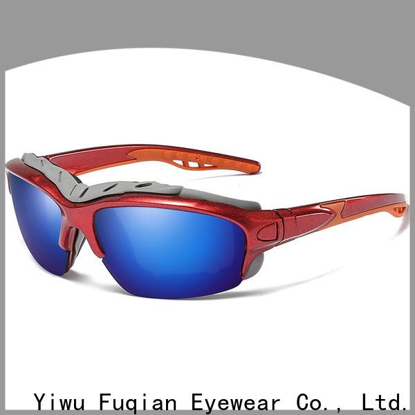 Fuqian polarized sunglasses online metal frame for lady