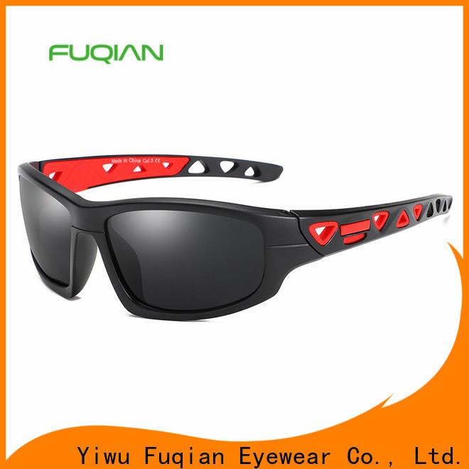 Fuqian Wholesale polarized glasses online luxury style for gentlemen