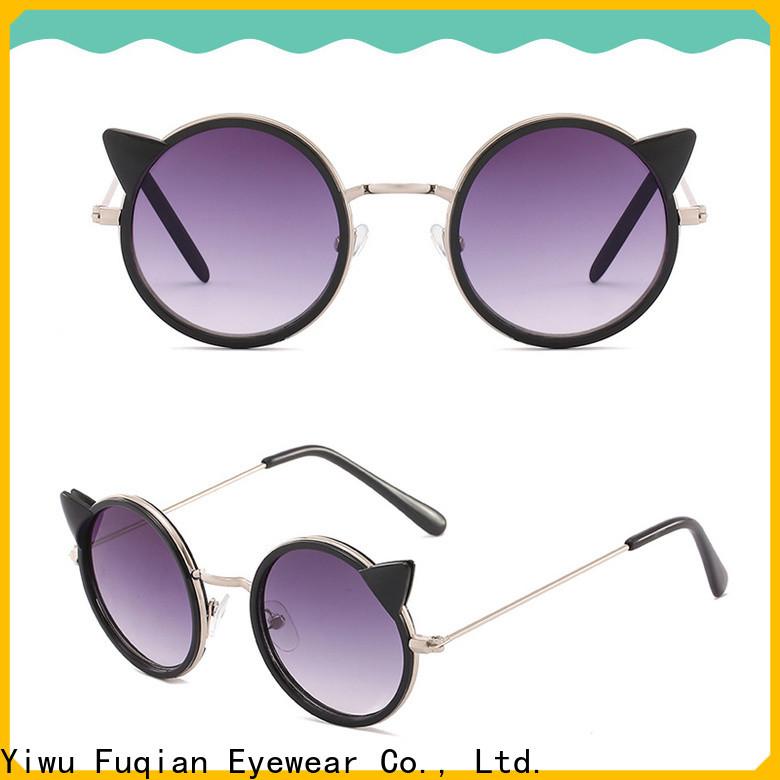 Fuqian Eyewear childrens aviator sunglasses company for boys