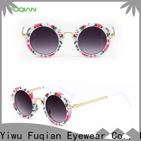 Fuqian Fuqian Eyewear best place to buy kids sunglasses Supply for kid