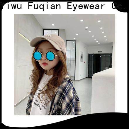 Fuqian Bulk buy custom kids polarized glasses factory for child