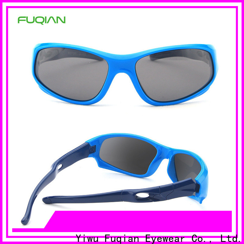Fuqian best polarized sunglasses for kids Supply for kid