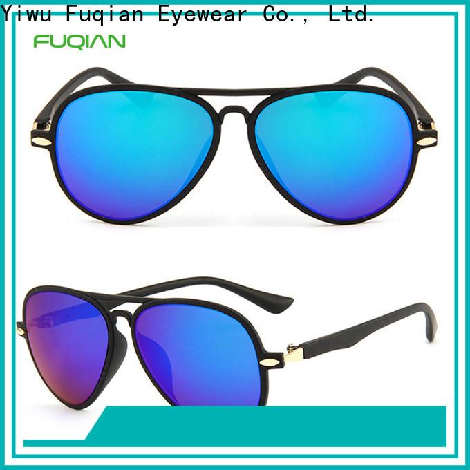 Fuqian Custom best infant baby sunglasses manufacturers for girls