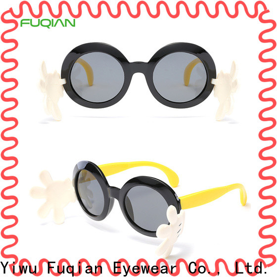 Fuqian kids bike glasses Supply for child