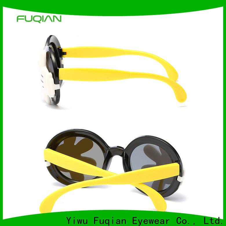 Fuqian Wholesale childrens aviator glasses for girls