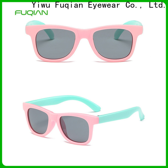 Fuqian Bulk purchase OEM little kid aviator sunglasses for business for kid
