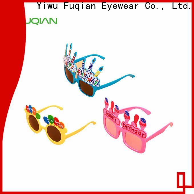 Custom ODM black and gold sunglasses company