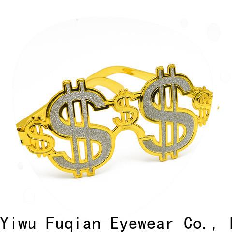 Fuqian ODM high quality mirrored sunglasses women Supply for festival