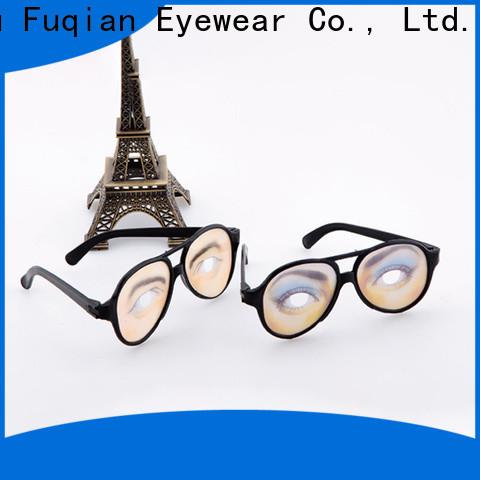 Fuqian Bulk purchase funny christmas sunglasses for business