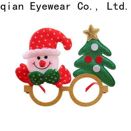 Fuqian Custom gold cat eye sunglasses manufacturers