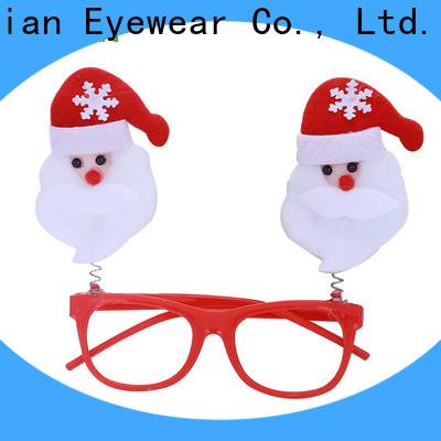 Fuqian big black sunglasses for business for Christmas