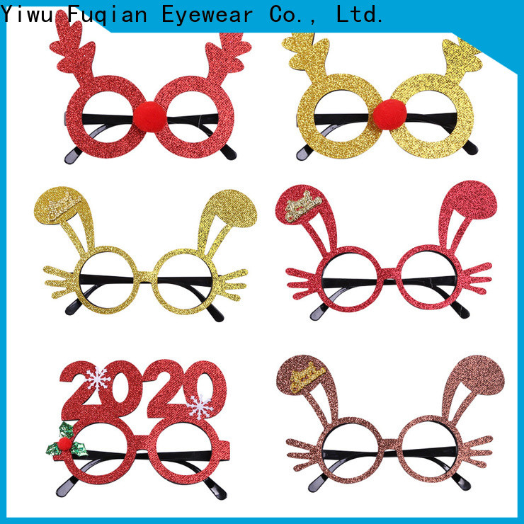 Fuqian OEM best designer mirrored sunglasses company for summer