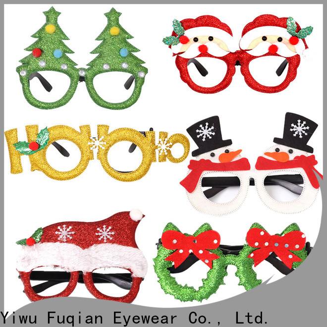 Fuqian Bulk purchase best white rimmed sunglasses Suppliers for festival