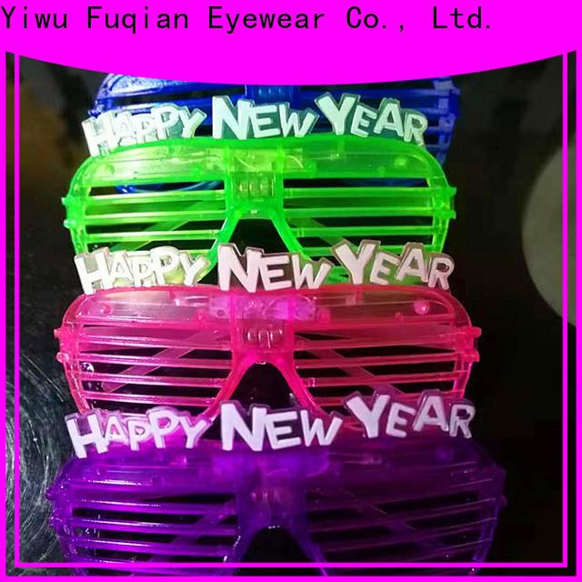 Fuqian Custom best christmas themed glasses company for winter