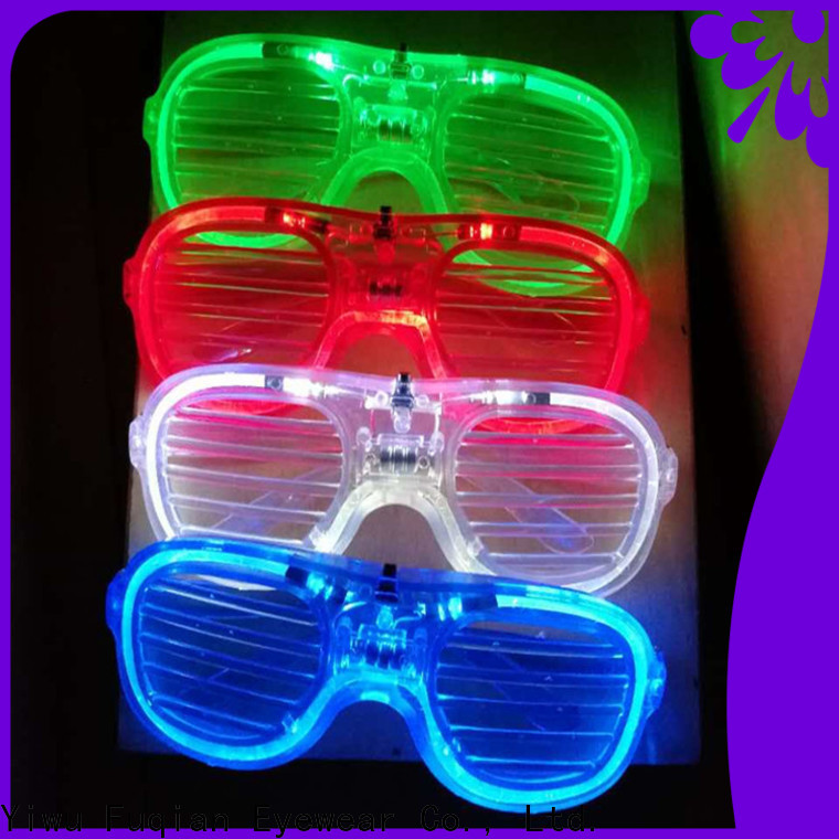 OEM novelty party sunglasses Supply for Christmas