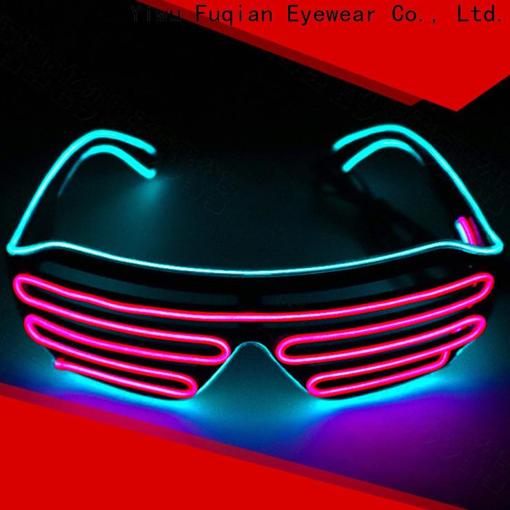 Custom ODM funny christmas sunglasses for winter