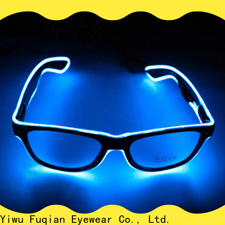 Fuqian designer mirrored sunglasses factory for Halloween