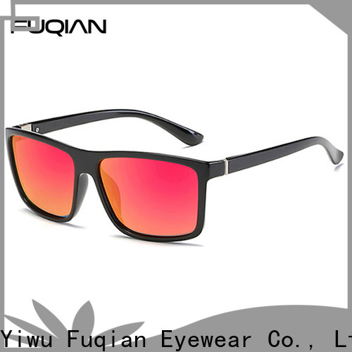 Fuqian OEM heart shaped sunglasses Supply for men