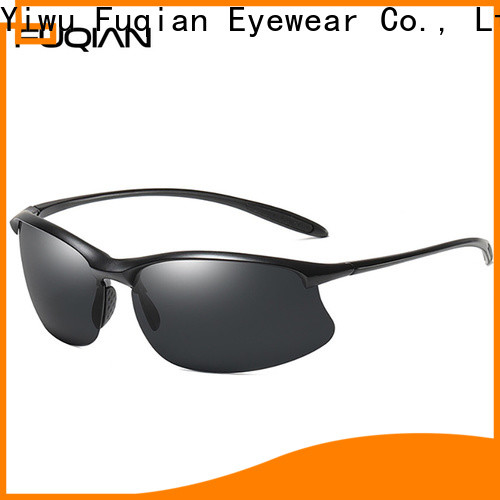 OEM high quality female sport sunglasses factory for outdoor activities