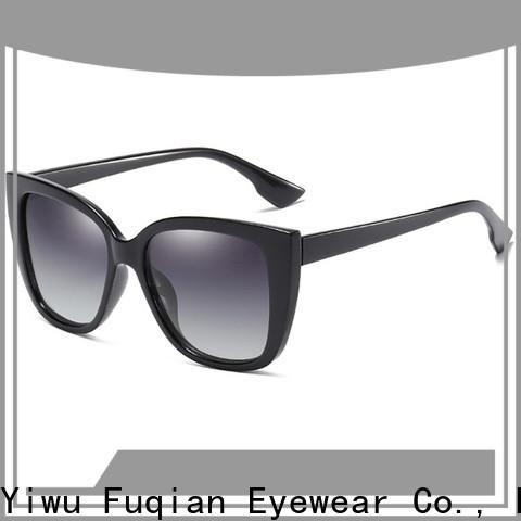 Fuqian sunglasses aviator for women company for lady