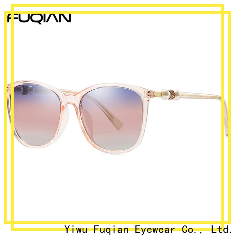 Fuqian Bulk buy OEM ladies sunglasses for business for sport