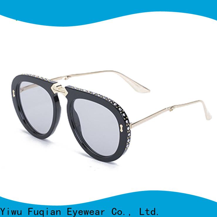 Wholesale best fashionable women's sunglasses company for sport
