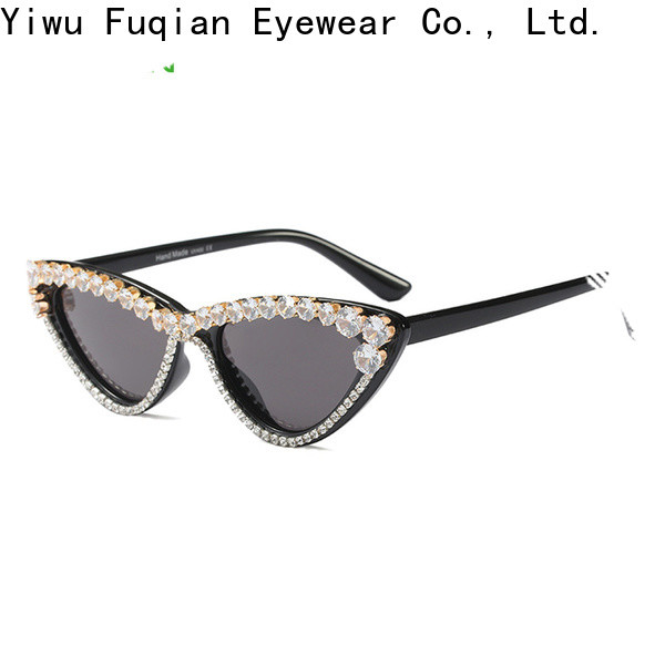 ODM high quality large frame womens sunglasses ask online for lady