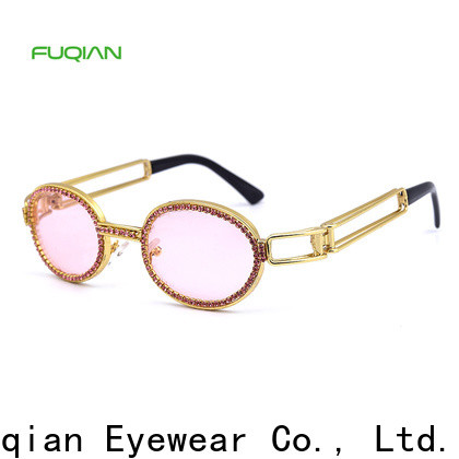 Bulk purchase high quality womens metal frame sunglasses ask online for women