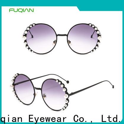 Fuqian stylish women's aviator sunglasses sale ask online for women