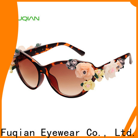 Fuqian OEM high quality womens designer aviator sunglasses factory for racing