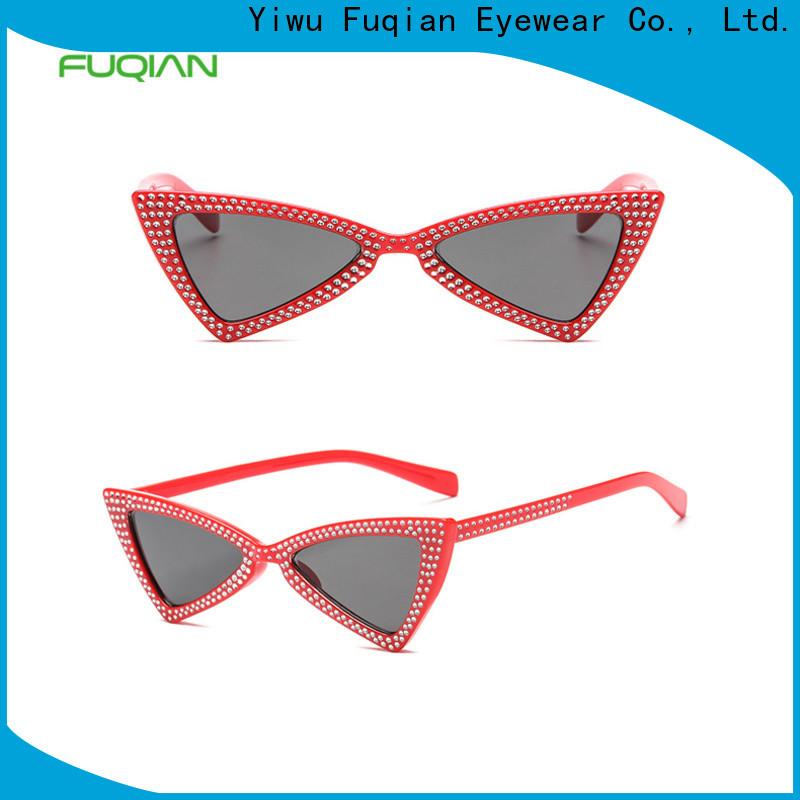 Fuqian Custom womens sunglasses online shopping for business for sport