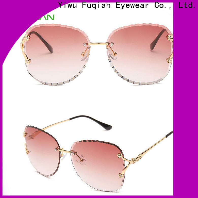 Wholesale designer sunglasses for women customized for racing