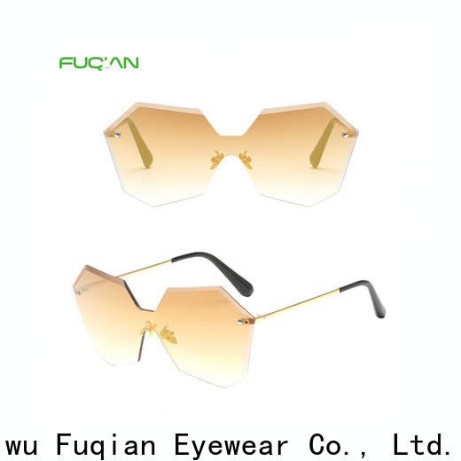 Custom women's aviator sunglasses Supply for racing