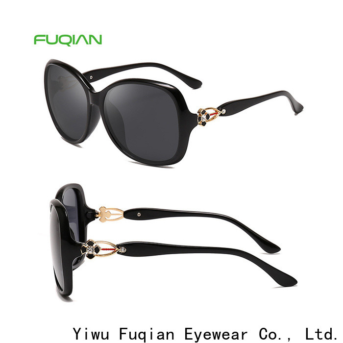 Fuqian Top womens aviator style sunglasses company for women