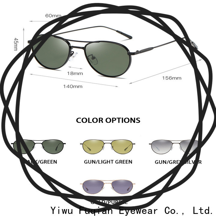 Fuqian Top how polarized sunglasses work Supply for women