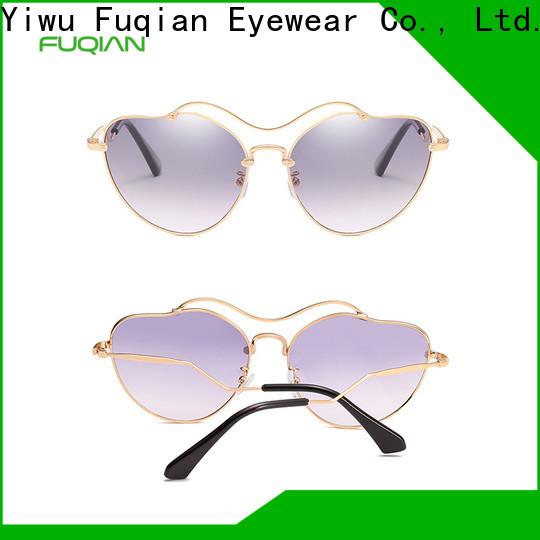 Fuqian oversized designer sunglasses ask online for lady