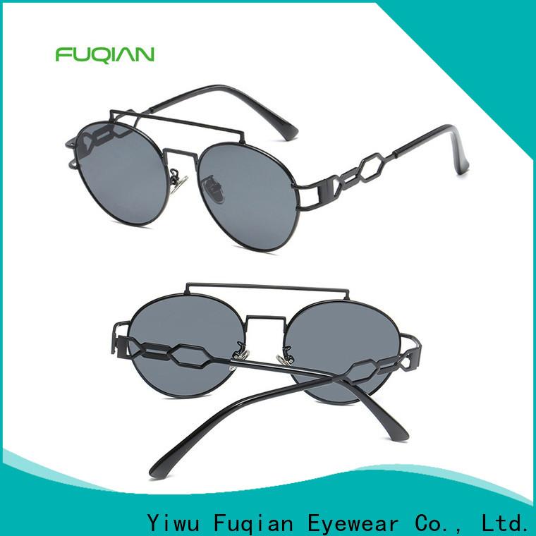Fuqian tortoise womens sunglasses Suppliers for lady