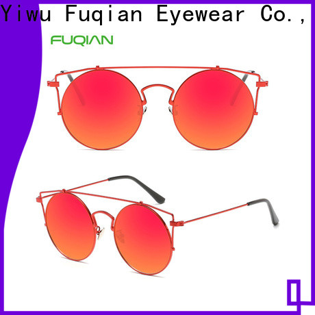 Fuqian Custom ODM choppers sunglasses company for sport
