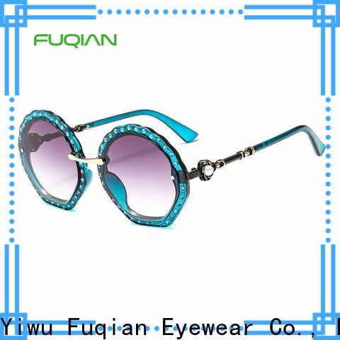 Fuqian eye sunglasses manufacturers for sport