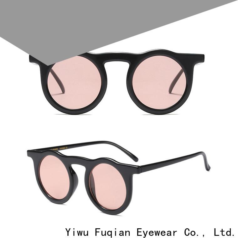 Fuqian Bulk buy custom aviator sunglasses for women online for business for lady