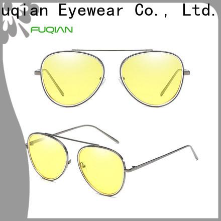 Fuqian Custom polaroid sunglasses price ask online for women