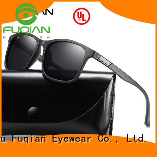 Fuqian polarized polarized sunglasses manufacturer for women