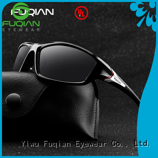 Fuqian outdoor uv sport sunglasses suitable for any face for gentlemen