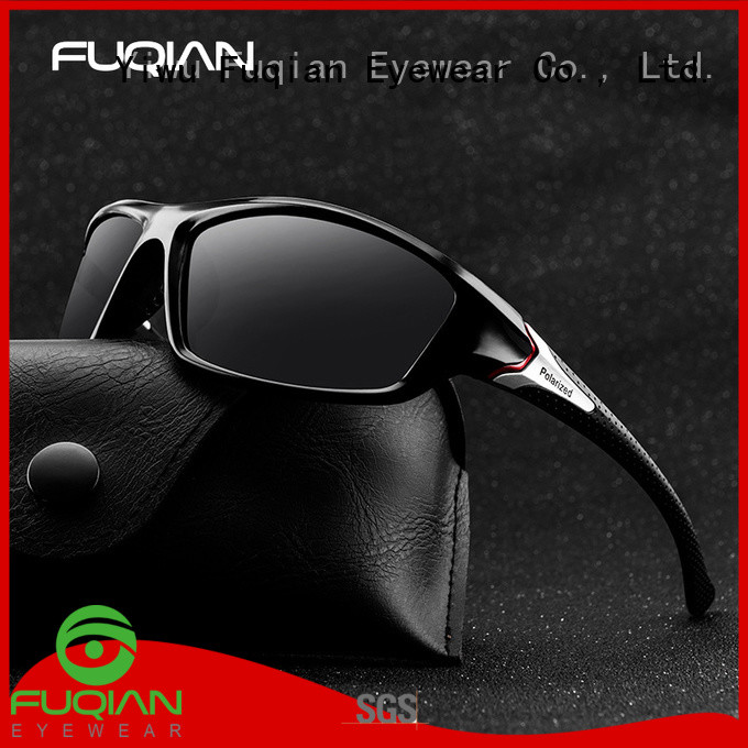 Fuqian outdoor mens sport sunglasses suitable for any face for sport