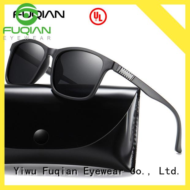 Fuqian polarized sunglasses China factory for women