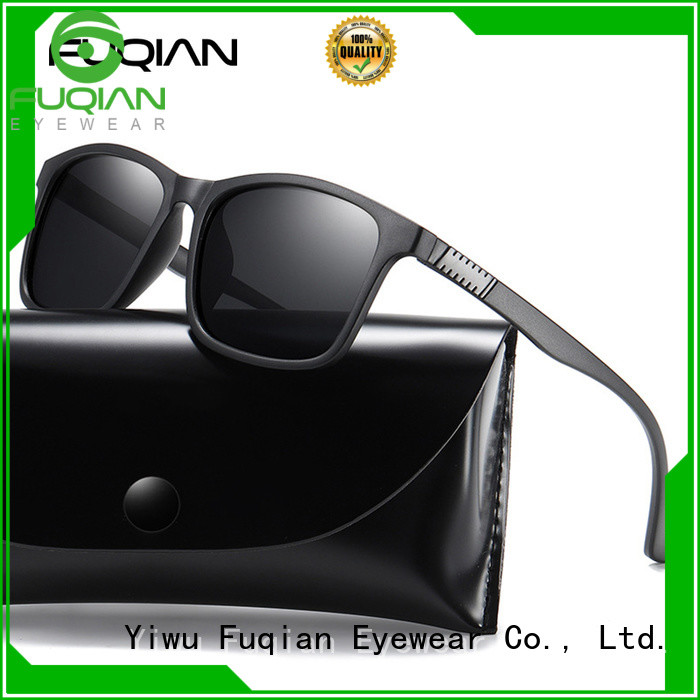 Fuqian wholesale sunglasses Suppliers for running