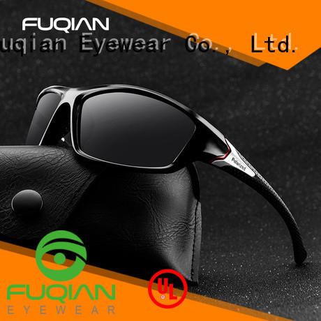 Fuqian polarized polarized sunglasses manufacturer for men